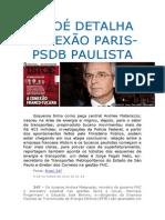 ISTOÉ DETALHA CONEXÃO PARIS-PSDB PAULISTA