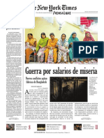 New York Times / Revista Semanal en Español