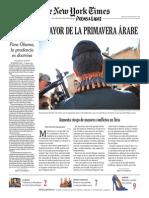 Revista New York Times en Español