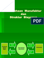 Perusahaan Manufaktur, Struktur Biaya Dan Biaya Operasional_Penganggaran Perusahaan S5