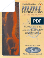 04 Cuarta Parte Geoquimica Exploracion (Muestreo MMI)