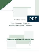 Jose Antonio Crespo Fundamentos de La Politica