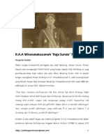 Biografi r a a Wiranatakusumah