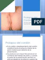 Prolapso del Cordon.pptx