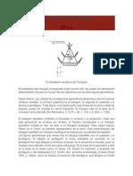 El simbolismo esotérico del triangulo