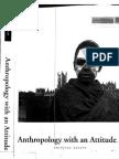 Anthropology With an Attitude Johannes Fabian