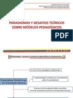 Conferencia de Paradigmas Sobre Modelos Pedagogicos Iutm