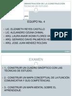 Examen Equipo No. 4