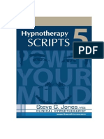 98284789 Hypnotherapy Scripts 5 Steve g Jones eBook