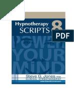 98284843 Hypnotherapy Scripts 8 Steve g Jones eBook