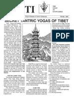 Tibetan Lhama Yoga