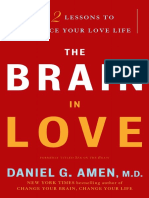 The Brain in Love by Daniel G. Amen, M.D. - Excerpt