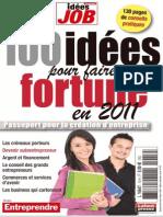100 Idées Pour Faire Fortune En 2011.pdf