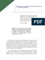 11- Filosofía y Axiología Primeras anotaciones para una justificación de la Axiología Jurídica _Carlos Alberto Urteaga Regal.pdf