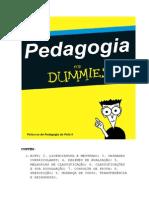 Pedagogia for Dummies 2013-2014