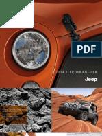 Wrangler Catalog 2014
