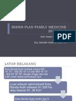 Bisnis Plan Family Medicine - Copy