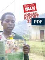 Straight Talk Foundation Annual Report, 2008