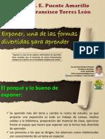 Exponer - TIC001