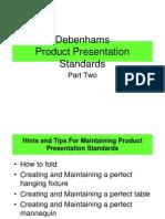 Merchandising Standards Part2