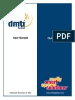 DMTI Clutter