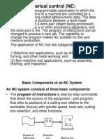 CNC and Part Program