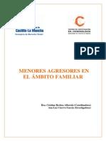 Menores Agresores en El Ambito Familiar (Cuestionarios en El ANEXO)