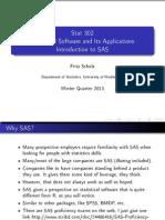 SAS Simplified