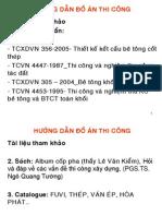 Huong dan do an