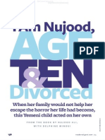 i Am Nujood,Age 10 and Divorced