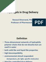 Hydrogels+Drug+Delivery+System