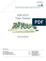 ME Pipe Clamp - Catalogue