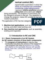 CNC and Part Program2