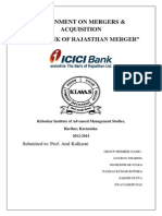 ICICI BOR MERGER