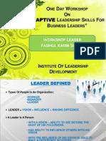 Captive Leadership