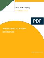 RSM Ashvir VAT Guide Kenya