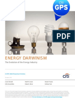 Changing Energy Industry