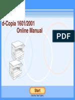 D-Copia 1601 2001 Online Eng