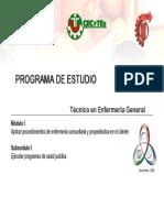 CECYTES ENFERMERIA PROPEDEUTICA