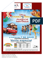 Cartel Disney 2