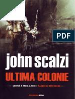 John Scalzi - Ultima Colonie v1.0