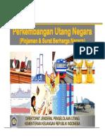 Buku Saku Perkembangan Utang Negara Edisi Juni 2011