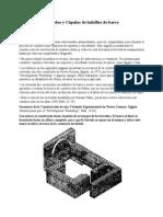 Bóvedas y Cúpulas de ladrillos de barro