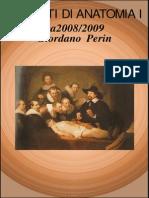 Anatomia Umana I - Giordano Perin