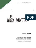Miguel Palma — 'Grey Matter'
