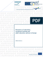 Vocational Education in Europe
