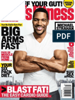 Mens Fitness USA March 2013
