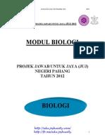 [Edu.joshuatly.com] Pahang JUJ 2012 SPM Biology [735661A0]