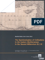 Synchronisation of Civilisations in the Eastern Mediterranean, 2007