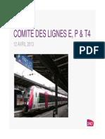 Presentation de La SNCF Au Comite de Ligne Paris Est Du 12 Avril 2013-2